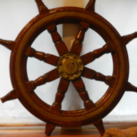 Ship's Wheel  is  in copyright