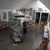 Westray Heritage exhibition hall